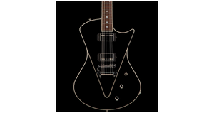 Ernie Ball USA Music Man Armada, Black with rosewood - New, in stock, and ready to ship