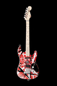 Axe Heaven EVH Frankenstein 1/4 scale Miniature Collectible Guitar EVH-001