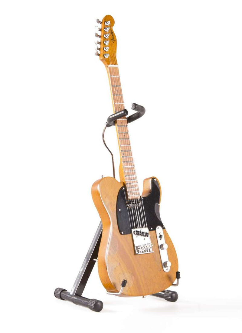 Axe Heaven Fender Licensed Aged Vintage Blond Tele 1/4 scale Collectible FT-006