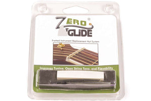 Genuine Zero Glide ZB-11 Blank nut replacement system for 12 string Guitars