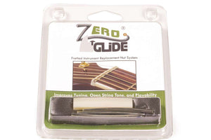 Genuine Zero Glide ZB-2 Blank nut replacement system for Gibson Guitars