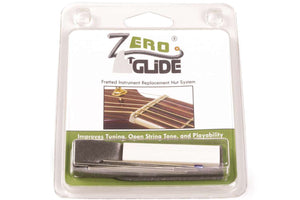 Genuine Zero Glide ZB-13 Blank nut replacement system for Classical Guitars