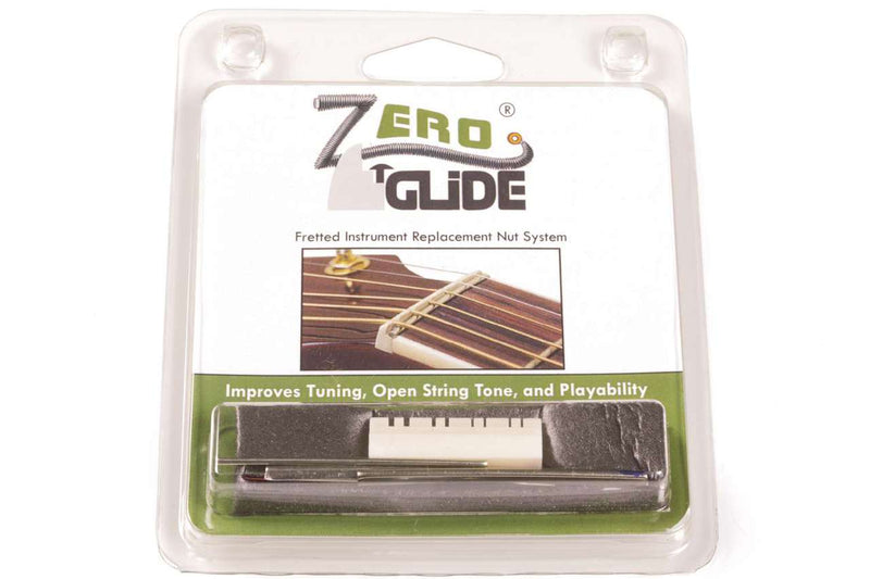 Genuine Zero Glide ZS-10 Slotted nut replacement system for Mandolins