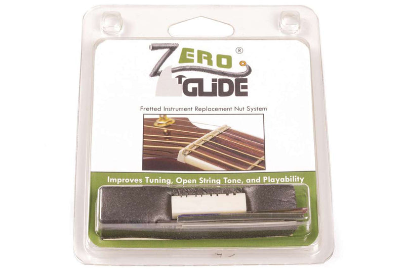 Genuine Zero Glide ZS-16 Slotted nut replacement system for Mandolins
