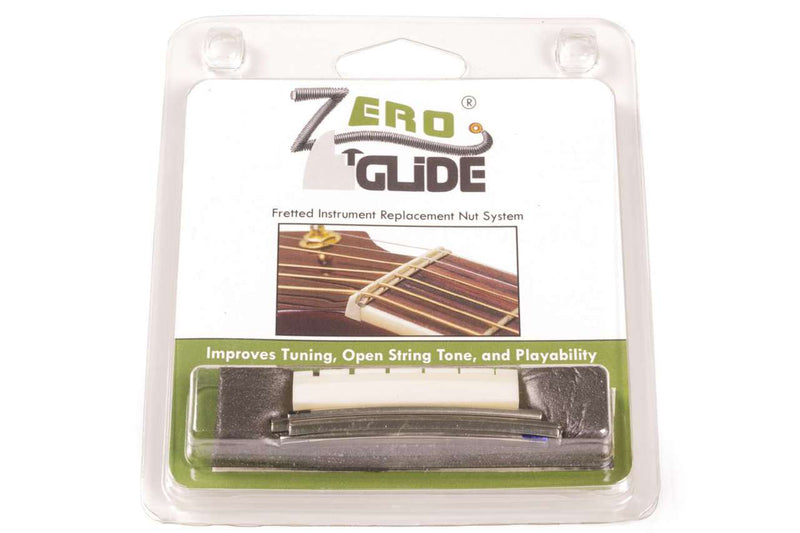 Genuine Zero Glide ZS-1 Slotted nut replacement system for Gibson Guitars