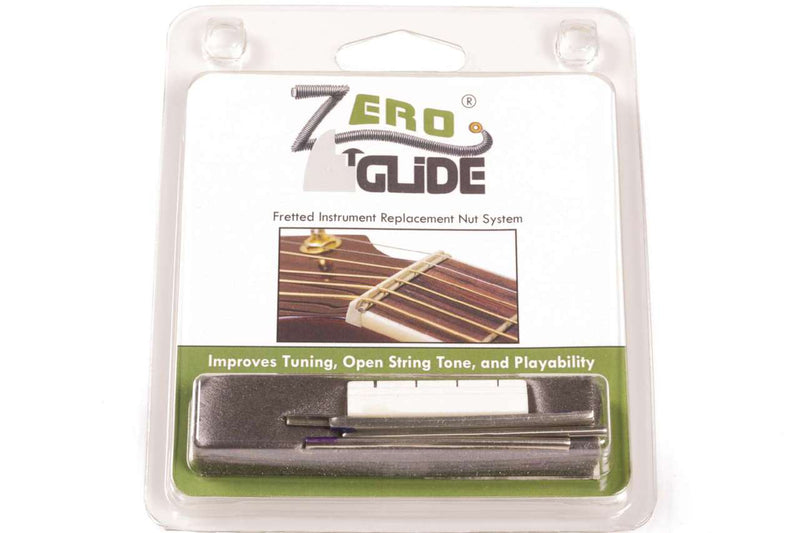 Genuine Zero Glide ZS-8 Slotted nut replacement system for Banjos