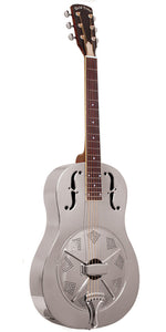 Gold Tone Paul Beard Signature Metal Body Round Neck Resonator Guitar GRS