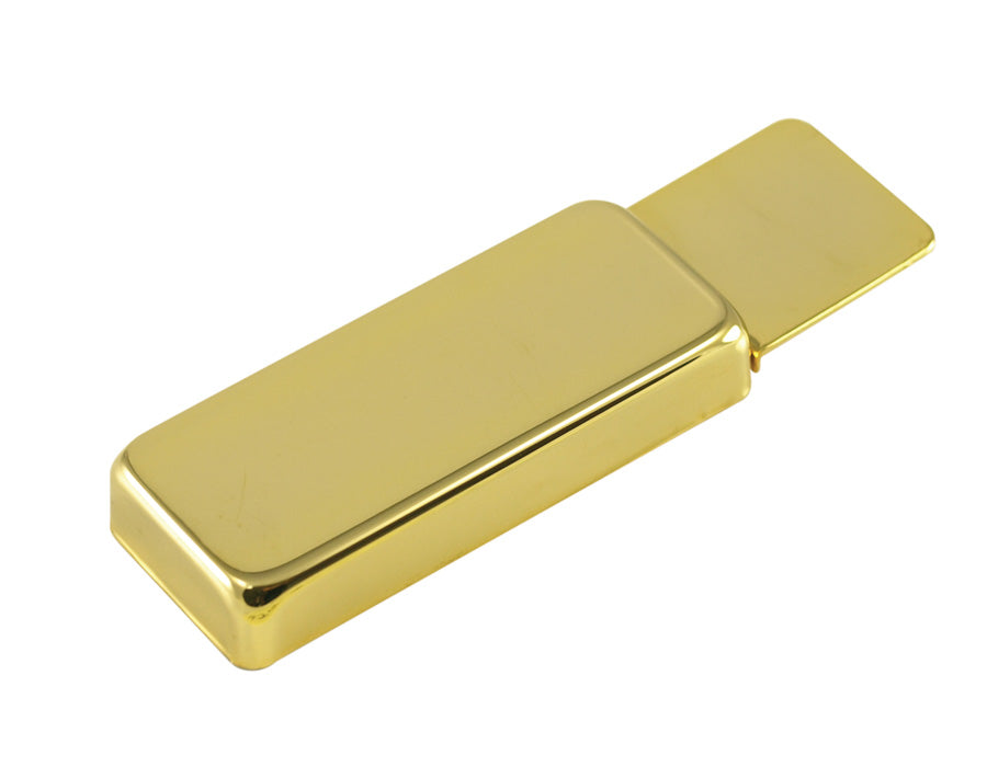 Kent Armstrong Smooth Sam - Side Mount Jazz Pickup - Gold