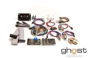 Graph Tech Ghost Acousti-Phonic & Hexpander Kit