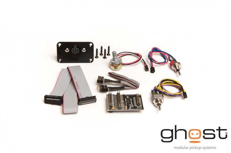 Graph Tech Ghost Hexpander Preamp Kit - Advanced