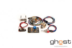 Graph Tech Ghost Acousti-Phonic preamp Kit for Guitar -Advanced