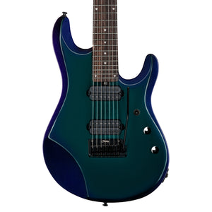 Sterling by Music Man JP Signature 7 String Guitar, Mystic Dream