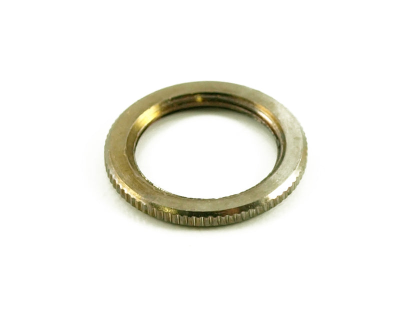 Genuine Knurled Dress Nut For Switchcraft Switches