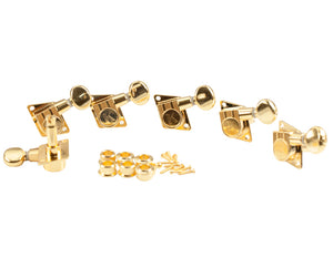 Kluson Revolution Tuners for Fender Gold KFT-3805GL