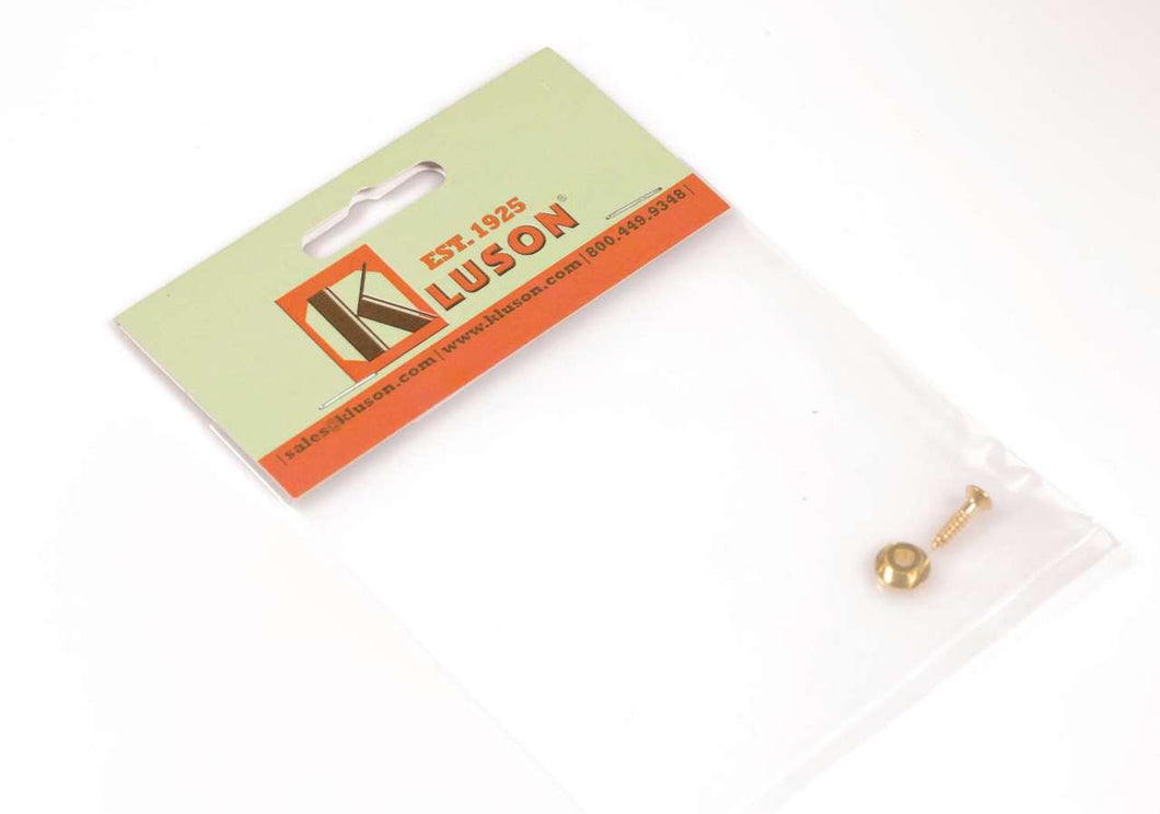 Kluson replacement round string guide for Fender® Telecaster Gold