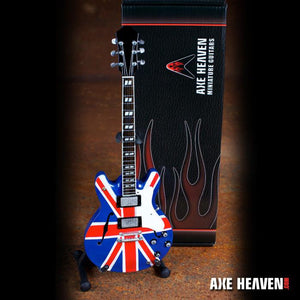 Axe Heaven Noel Gallagher 1/4 scale Miniature Collectible Guitar - NG-311