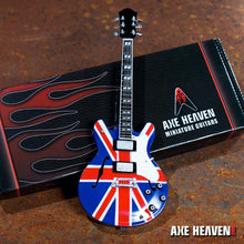Load image into Gallery viewer, Axe Heaven Noel Gallagher 1/4 scale Miniature Collectible Guitar - NG-311