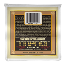Load image into Gallery viewer, Ernie Ball Earthwood Medium 12-String 80/20 Bronze Acoustic Guitar Strings