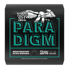 Load image into Gallery viewer, Ernie Ball Paradigm Slinky Electric Guitar Strings 12-56 P02026