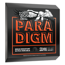 Load image into Gallery viewer, Ernie Ball Paradigm Skinny Top Heavy Bottom Slinky 7-String Guitar Strings 10-62 P02030
