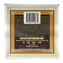 Load image into Gallery viewer, Ernie Ball Earthwood Mandolin Light Loop End 80/20 Bronze Strings