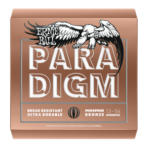 Ernie Ball Paradigm Medium Phosphor Bronze Acoustic Guitar Strings New