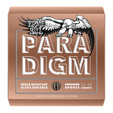 Load image into Gallery viewer, Ernie Ball Paradigm Extra Light Phosphor Bronze Acoustic Guitar Strings New