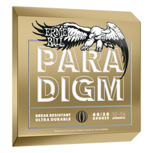Load image into Gallery viewer, Ernie Ball Paradigm Medium Light 80/20 Bronze Acoustic Guitar Strings New