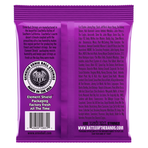 Ernie Ball Power Slinky Nickel Wound Electric Bass Strings 55-110