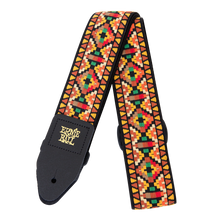 Load image into Gallery viewer, Ernie Ball Santa Fe Jacquard Guitar Strap 4090 New