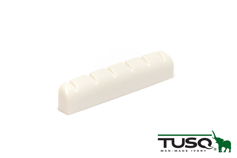 Graph Tech Tusq PQ-1728-L0 slotted acoustic nut - Lefty
