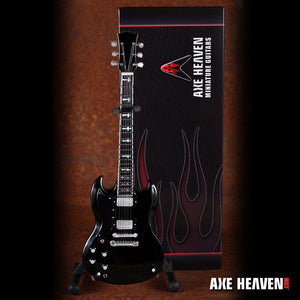 Axe Heaven Tony Iommi Signature 1/4 scale Miniature Collectible Guitar - TI-141