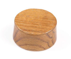 Tone Ninja Barrel Knob Genuine polished Koa Wood - NEW