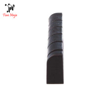 Load image into Gallery viewer, Tone Ninja USA Made Slotted Nut for Gibson Black TN-NUT-004-B1