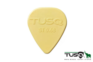 Graph Tech Tusq Picks Standard Shape 0.68mm Warm Tone Vintage 72 pieces