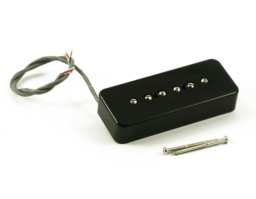 Kent Armstrong Hot Soap - P90 Pickup Black High Output