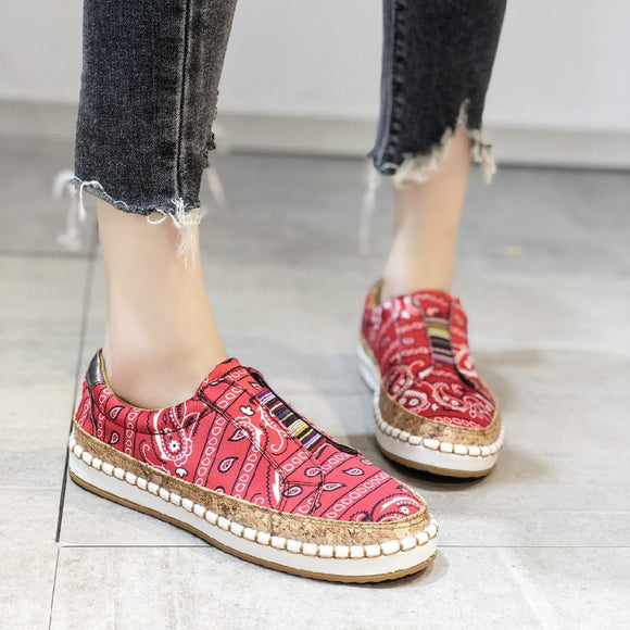 2020 Newest Women Ladies Fashion Casual Loafers