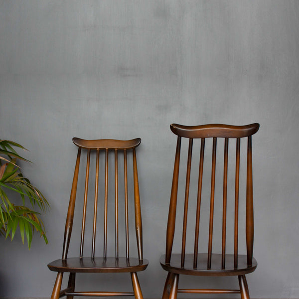 Ombre Ercol Goldsmith Chairs