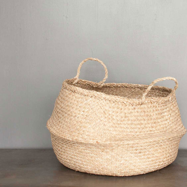 Seagrass Baskets - Panier Boule
