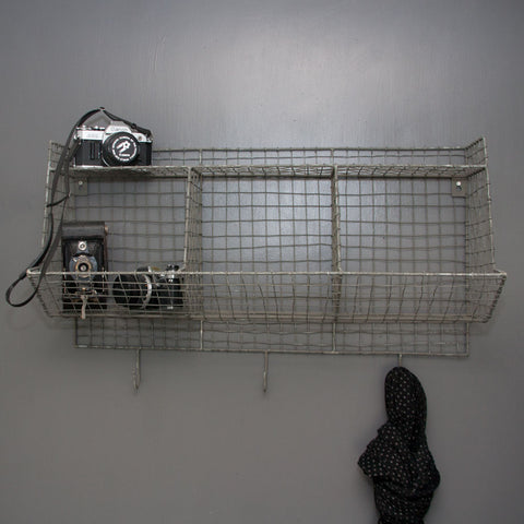 Wire Storage Shelf