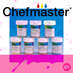 Chefmaster Powder Food Color