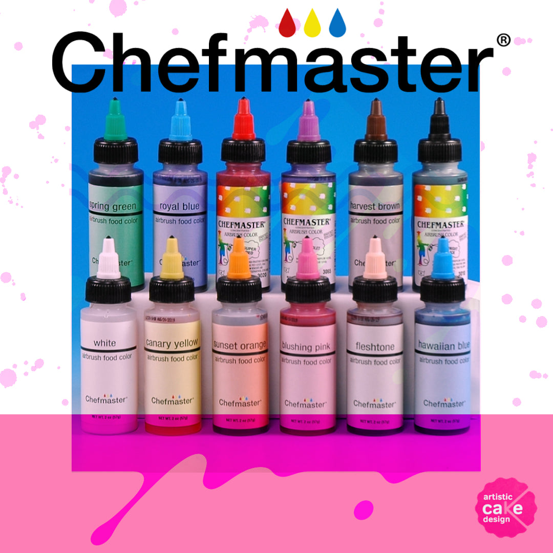 Chefmaster Airbrush Food Color