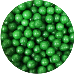 CK Sugar 4mm Pearls Green
