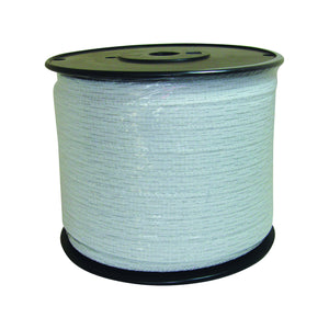 "Field Guardian - 1/2"" White Polytape - 1,312'"