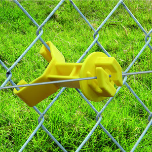 Patriot - Chain Link Insulator - Yellow