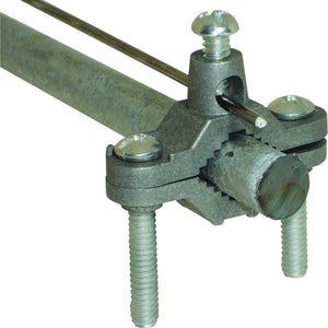 Heavy Duty Grounding Rod Clamp