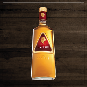 BOTELLA DE CACIQUE AÑEJO 750ML