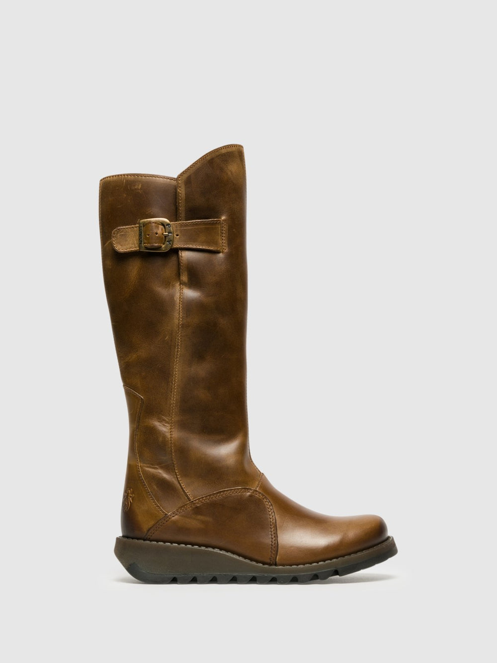 Zip Up Boots MOL 2 CAMEL