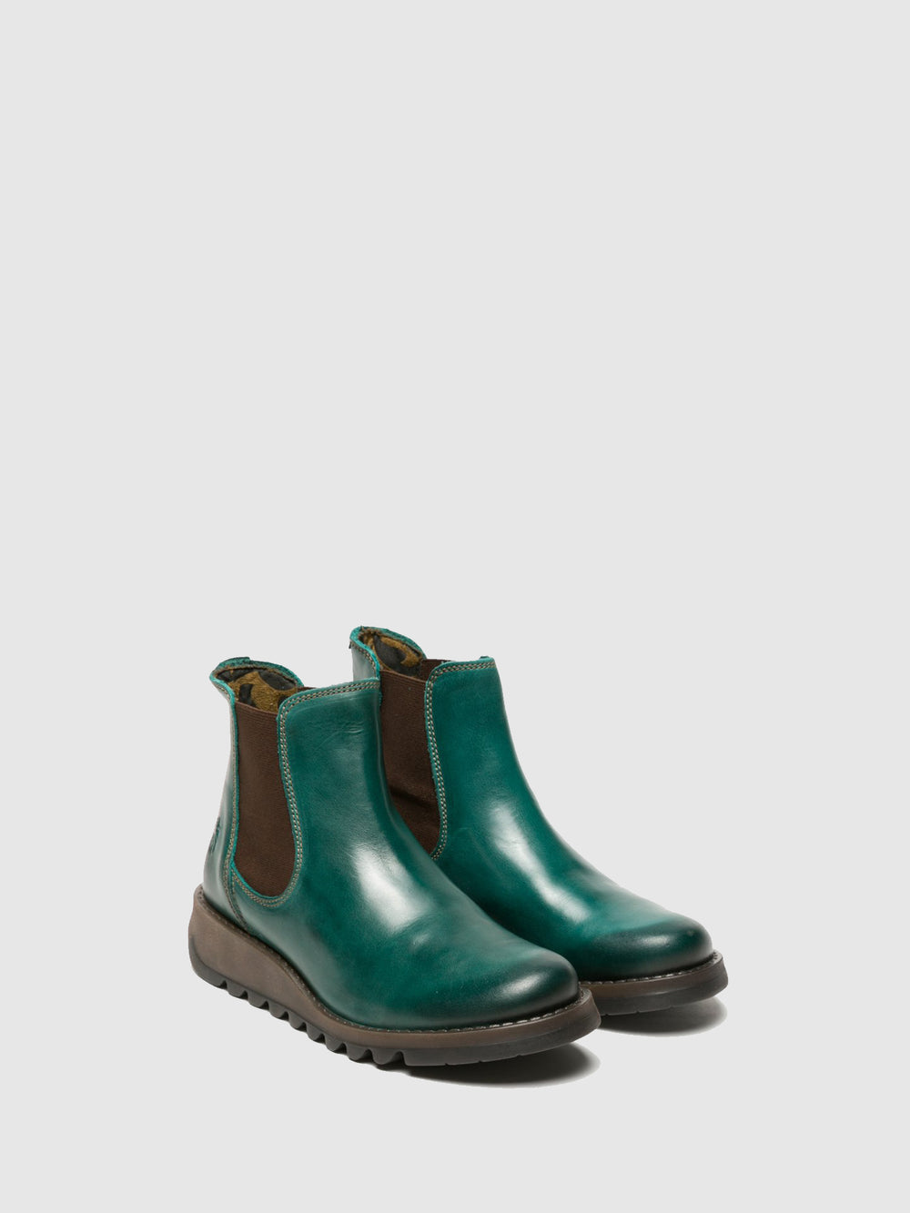 Chelsea Ankle Boots SALV PETROL