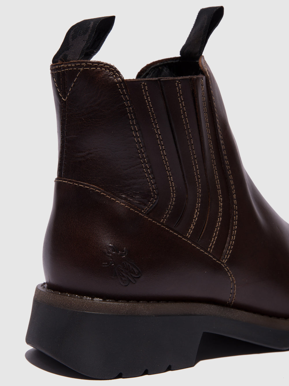 Chelsea Ankle Boots RALT541FLY DK.BROWN
